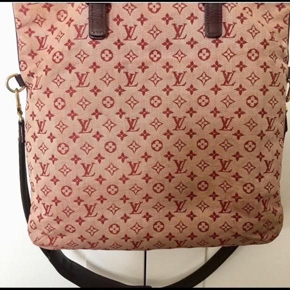 Louis Vuitton Cherry Josephine handbag